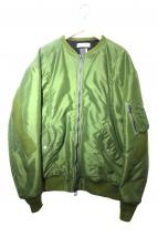 FACETASM(ファセッタズム)の古着「MA-1ジャケット」