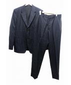 Yohji Yamamoto(ヨウジヤマモト)の古着「セットアップスーツ」|ブラック