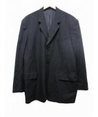 Ys for men(ワイズ フォーメン)の古着「ジャンボジャケット」|ブラック