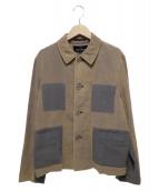 tricot COMME des GARCONS(トリココムデギャルソン)の古着「カバーオールジャケット」