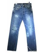 LEVI'S VINTAGE CLOTHING(リーバイス ヴィンテージ クロージング)の古着「デニムパンツ」|インディゴ