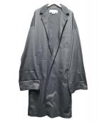 GANRYU(ガンリュウ)の古着「オーバーロングコート」