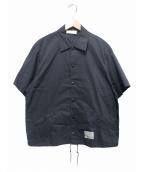 NEON SIGN(ネオンサイン)の古着「COACH SHIRT」