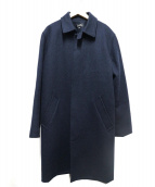 APC(アーペーセー)の古着「メルトンコート」