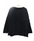COMOLI(コモリ)の古着「ボートネックシャツ」