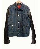 LEVIS RED(リーバイスレッド)の古着「デニムジャケット」|スカイブルー