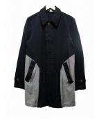 COMME des GARCONS HommePlus(コムデギャルソンオムプリュス)の古着「縮絨ジャケット」 ブラック