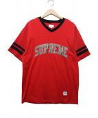 Supreme(シュプリーム)の古着「プリントTシャツ」|レッド