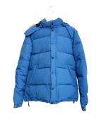 STAMMBAUM(シュタンバウム)の古着「ダウンジャケット」|ブルー