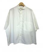 Hed Mayner(ヘド メイナー)の古着「ワイドシルエットシャツ」