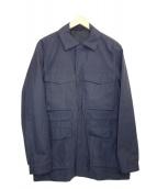 E.TAUTZ(イートーツ)の古着「ミリタリーコットンシャツジャケット」
