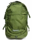 Supreme(シュプリーム)の古着「バックパック」 グリーン