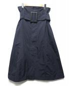 TOGA PULLA(トーガ プルラ)の古着「ベルト付スカート」