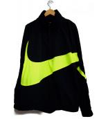 NIKE(ナイキ)の古着「アノラックジャケット」|ブラック×イエロー