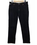 FACTOTUM(ファクトタム)の古着「デニムパンツ」|インディゴ