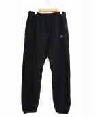 adidas originals × Alexander Wang(アディダスオリジル × アレキサンダーワン)の古着「インサイドアウトジョガーズ」|ブラック