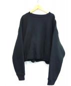 TbyALEXANDER WANG(ティーバイアレキサンダーワン)の古着「スウェット」|ブラック