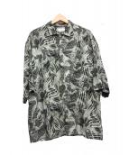 LEMAIRE(ルメール)の古着「タクティカルプリントスポーツシャツ」|グレー