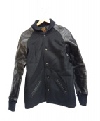 SKOOKUM(スクーカム)の古着「ファラオジャケット」|ブラック
