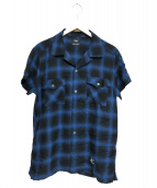 TMT(ティーエムティー)の古着「オープンカラーシャツ」