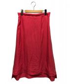 MM6(エムエムシックス)の古着「スカート」|ピンク