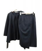 filage(フィラージュ)の古着「セットアップ」|ネイビー