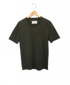 Martin Margiela 10(マルタンマルジェラ10)の古着「Tシャツ」|カーキ