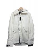 narifuri(ナリフリ)の古着「バッグボアフィールドジャケット」|グレー