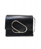 3.1 phillip lim(3.1 フィリップリム)の古着「チェーンバッグ」 ブラック