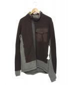 MOUNTAIN RESEARCH(マウンテンリサーチ)の古着「パイルジャケット」|ブラウン