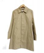 TOMORROW LAND(トゥモローランド)の古着「コート」|ベージュ