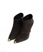 GIUSEPPE ZANOTTI(ジュゼッペザノッティ)の古着「ブーツ」|ブラウン