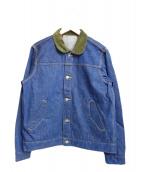 PHINGERIN(フィンガリン)の古着「ジーンズPG5デニムジャケット」|インディゴ