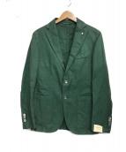 L.B.M.1911(エルビーエム1911)の古着「テーラードジャケット」|グリーン