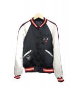 COACH(コーチ)の古着「ブルゾン」|ブラック