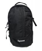 Supreme(シュプリーム)の古着「バックパック」 ブラック