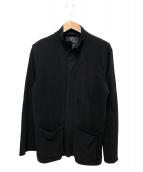 Y's(ワイズ)の古着「ブルゾン」|ブラック