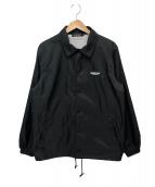 UNDERCOVER(アンダーカバ−)の古着「コーチジャケット」|ブラック