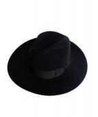 LOCK&CO(ロックアンドコー)の古着「ハット」|ブラック