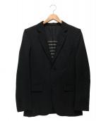 Jean Paul GAULTIER(ジャンポールゴルチェ)の古着「テーラードジャケット」|ブラック