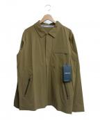 GRAMICCI()の古着「アカディアパーテックスジャケット」 オリーブ