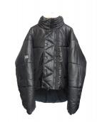 FLAGSTUFF(フラッグスタッフ)の古着「モンスタージャケット」|ブラック