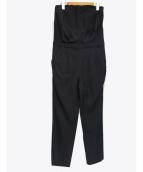 MUSE(ミューズ)の古着「オールインワン」|ブラック