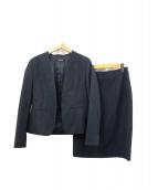LAUTRE AMONT(ロートレアモン)の古着「縦横2WAY起毛セットアップ」|グレー