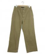 PHIGVEL(フィグベル)の古着「[古着]パンツ」|カーキ