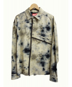 DIESEL×A-COLD-WALL(ディーゼル×ア コールドウォール)の古着「デニムジャケット」|オリーブ