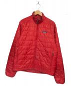 Patagonia(パタゴニア)の古着「ジャケット」|レッド