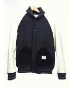 BEDWIN(ベドウィン)の古着「アワードジャケット」 ブラック