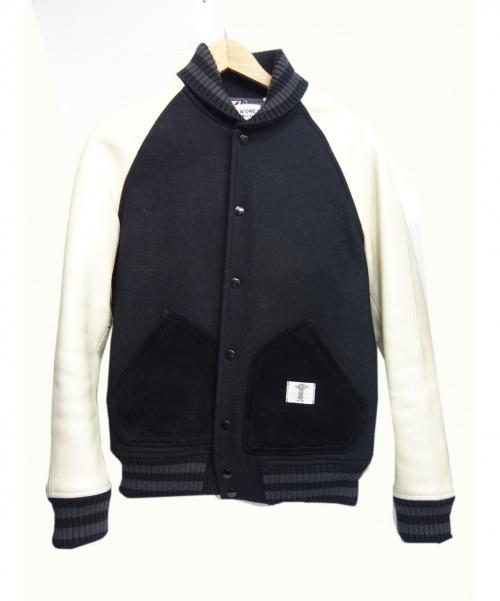 BEDWIN(ベドウィン)BEDWIN (ベドウィン) アワードジャケット ブラック サイズ:S AWARD JKT JERRY 定価¥69300の古着・服飾アイテム