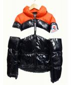 PINKO(ピンコ)の古着「中綿ジャケット」|ブラック